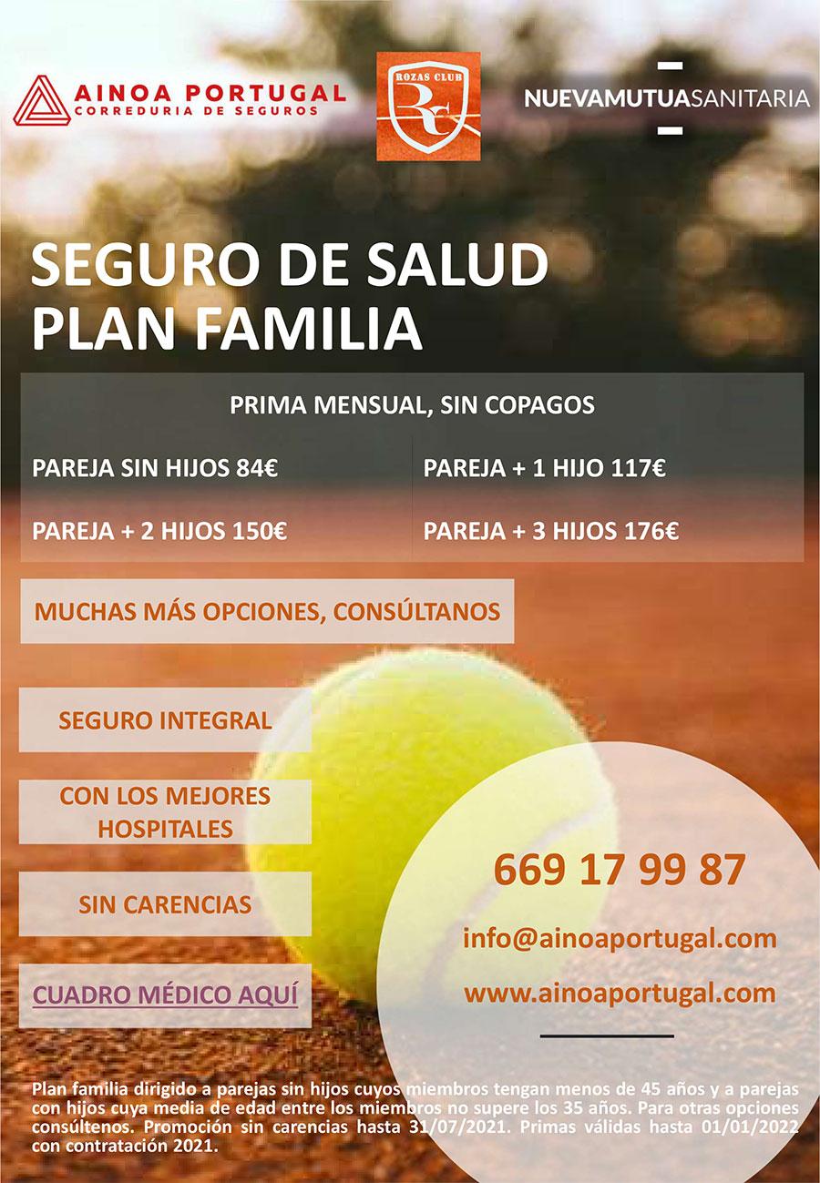 Oferta Salud Rozas Club